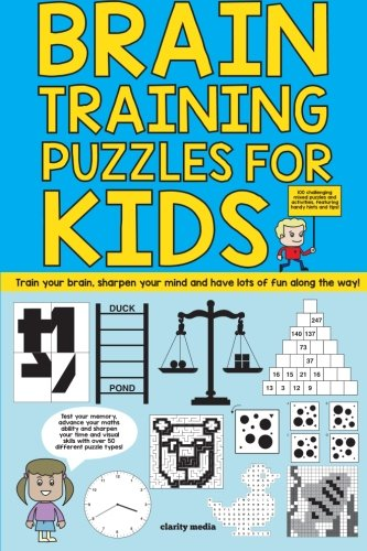 Brain Training Puzzles For Kids: 100 of the best