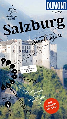 DuMont direkt Reiseführer Salzburg (DuMont Direkt E-Book)