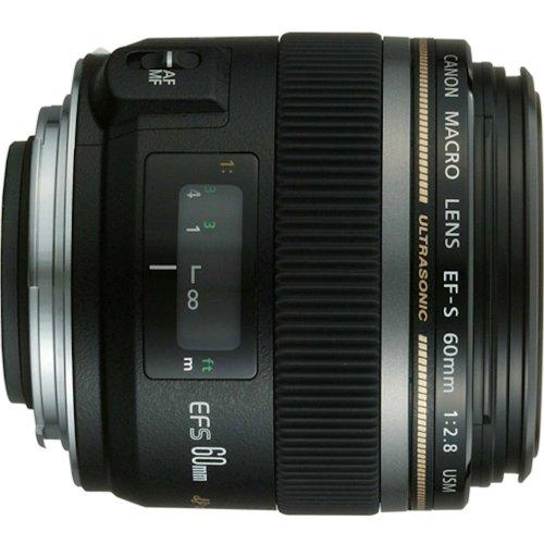 Canon EF-S 60mm f/2.8 USM Makro Objektiv *Aktion*