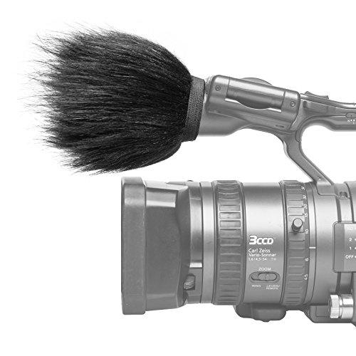 Gutmann Mikrofon Windschutz für Canon GL2 MiniDV Camcorder