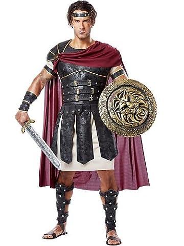Costume Gaulois - Déguisement Gladiateur Romain pour homme - Taille