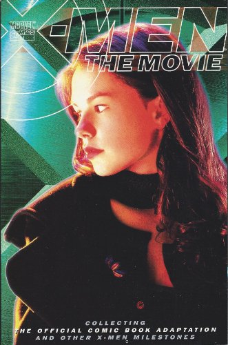 X-Men: The Movie - X Photo Cover TPB