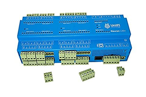 UniPi Neuron L203 (incl. Raspberry Pi 3) - Monitor & Manage Anything - AddOn expansion board for home automation, monitoring, data collection, motor control, etc