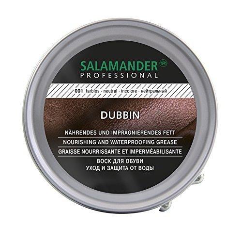 Salamander Professional Dubbin 8297, Schuhcreme & Pflegeprodukte, Transparent (farblos 019), , 100 milliliters