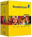Rosetta Stone Version 3: Französisch Stufe 1,2,3,4&5 Set Persönliche Edition inkl. Audio Companion™