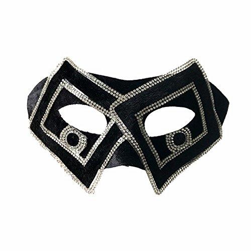 Masche Paar Geometrische Maske, 3