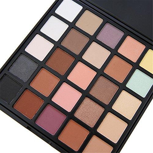 Paleta de sombras de maquillaje para ojos