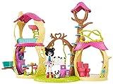 Mattel Enchantimals FNM92 - Panda Spielset, Puppe