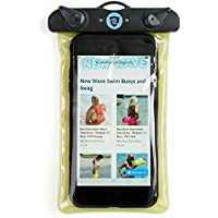 New Wave Funda Sumergibles Waterproof Phone Case & Dry Bag Pouch from New Wave Swim Buoy