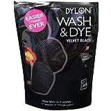 Dylon Wash & Dye Velvet Black 400g