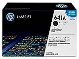HP C9720A - Cartucho de tóner original LaserJet HP 641A negro