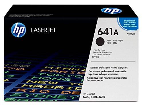 Hewlett Packard HP 641A Black Laserjet Toner Cartridge C9720A lowest price