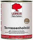 Leinos 236 Naturholzöl für Außen 002 Farblos 0,75 l