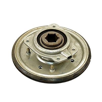 Craftsman 684–04153C Schneefräse Reibung Rad Montage