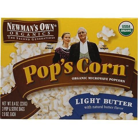 Newman's Own Organics - Corn organici microonde