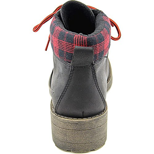 Rocket Dog Timber Graham Femmes Simili daim Bottine Black
