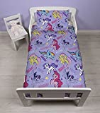 My little Pony Lila Junior Kleinkind Bettbezug-Set, Polyester-, pink, Single