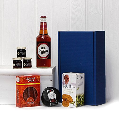 Fine Food Store Ultimate Old Speckled Hen Gents Delights Gift Hamper - Gift Ideas for Christmas, Valentines, Father's Day, Birthday, Business and Corporate Presents