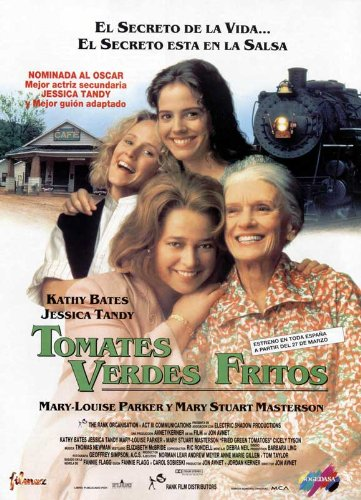 Fried Green Tomatoes Plakat Movie Poster (11 x 17 Inches - 28cm x 44cm) (1991) Spanish