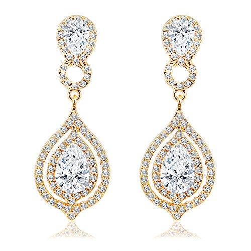 Diamante Modeschmuck - BiBeary Damen Kristall 8 Form Ewigkeit