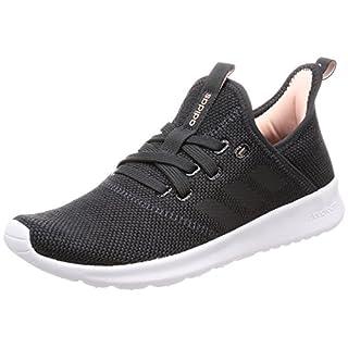 adidas Damen Cloudfoam Pure Traillaufschuhe, Grau Carbon/Corneb 000, 41 1/3 EU