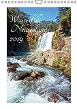 Wasserfälle Neuseelands (Wandkalender 2019 DIN A4 hoch): Die unglaubliche Vielfalt der Wasserfälle in Neuseeland wartet nur darauf vom Reisenden ... (Monatskalender, 14 Seiten ) (CALVENDO Orte)