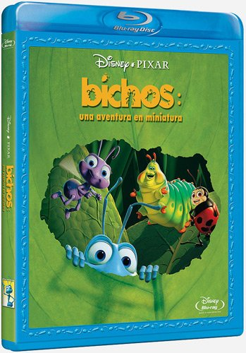 Bichos, una aventura en miniatura [Blu-ray] 515KufJCrZL