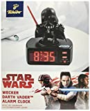 TCM Tchibo Star Wars Darth Vader Wecker mit Original Sound