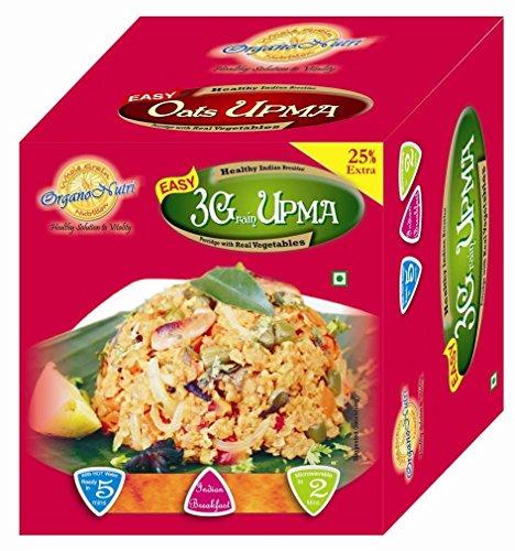 3 Grain Upma Box (1 Box: 10 Pouches)