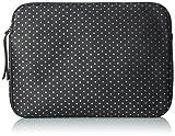 Liebeskind Berlin Damen Emeliew7 Starst Laptop Tasche, Schwarz (Oil Black), 1x24x32 cm