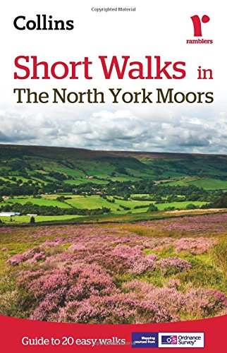Short Walks in The North York Moors Cover Image