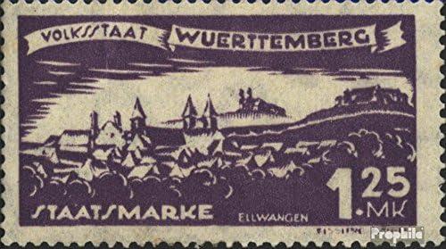 Württemberg d279 Favor Adieu dévaluation 1920 Adieu Favor édition (Timbres pour Les collectionneurs) B07DWCGNP6 a3dfda