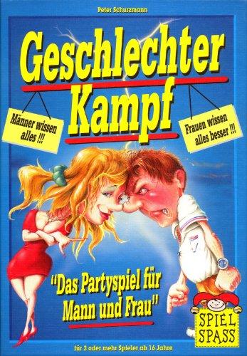 Spielspass Verlag 10075 - Geschlechterkampf