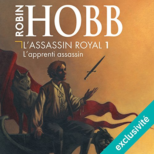 L'apprenti assassin (L'assassin royal 1)