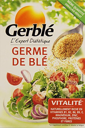 Gerblé Germe de Blé - 250 g - Lot de 6