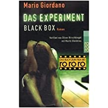 Das Experiment- Black Box. Versuch mit tödlichem Ausgang. Roman zum Film.