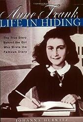 Anne Frank Life in Hiding Pb (Avon Camelot Books)