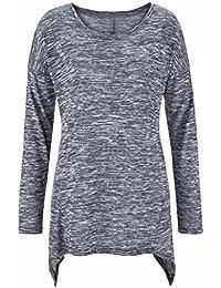 Mujer blusa tops otoño suave y suelto urbano streetwear,Sonnena Blusa camisa manga tres cuartos de lino algodón flojo vendimia de las mujeres Top suelto traje de calle