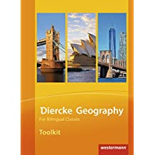 Diercke Geography For Bilingual Classes: Diercke Geography Bilingual - Ausgabe 2015: Toolkit (Kl. 5-10)