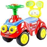 BayBee MantizMoo Push Car (Red)
