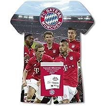FC Bayern 2018 - Tagesabreißkalender, Fussball Kalender - 24 x 30 cm