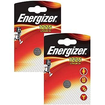 ECR1225 KCR1225 LM1225 BR1225 3 V pilas de botón CR1225 de ...