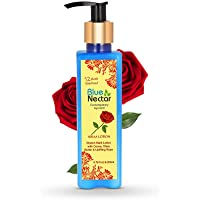Blue Nectar Stretch Mark and Scar Body Lotion Cream with Cocoa Butter, Shea Butter and Uplifting Rose for Skin…