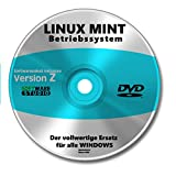 LINUX MINT Betriebssystem mit Programmpaket 2018