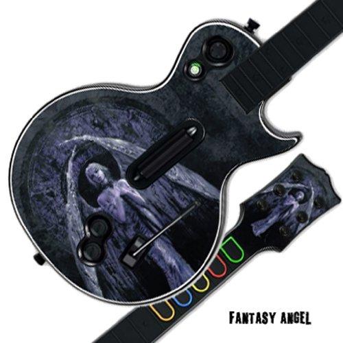 MightySkins schützende Haut Aufkleber Cover Aufkleber für Guitar Hero 3III PS3Xbox 360Les Paul-Fantasy Engel