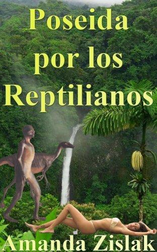Portada del libro Poseída por los reptilianos
