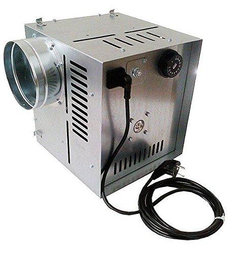 Ventilateur à flux d'air chaud efficace à haute température distributeur 600m3 / h