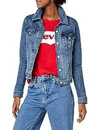 Suchergebnis auf Amazon.de für  verwaschene jeansjacke - Damen ... c6c97a3e21