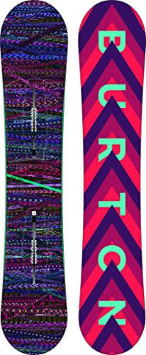 Burton Damen Feather Snowboard 4