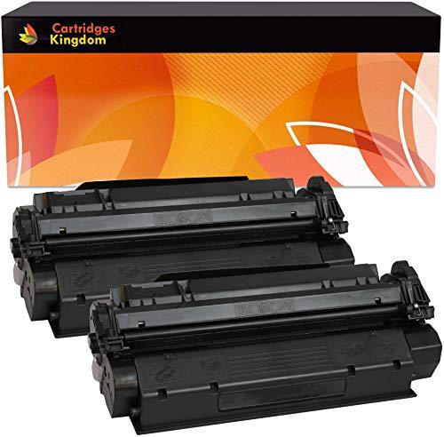 Cartridges Kingdom 2-er Pack Toner kompatibel zu HP C7115A 15A für HP Laserjet 1000 1000W 1005 1005W 1200 1200N 1200SE 1220 1220SE 3080 3300 3300MFP 3310 3320 3320MFP 3320N 3330 3380 - 3300mfp Drucker